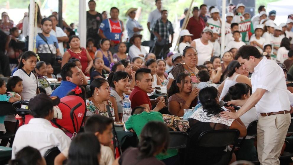 Continuidad a la Semana de Yucatán en México: Sahuí