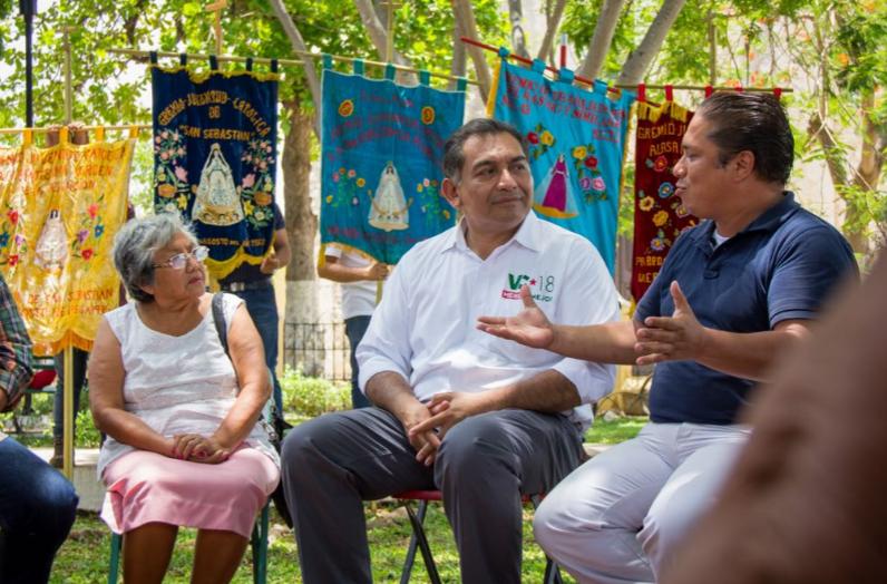 Tradiciones de barrios de Mérida, propuesta turística de Caballero Durán