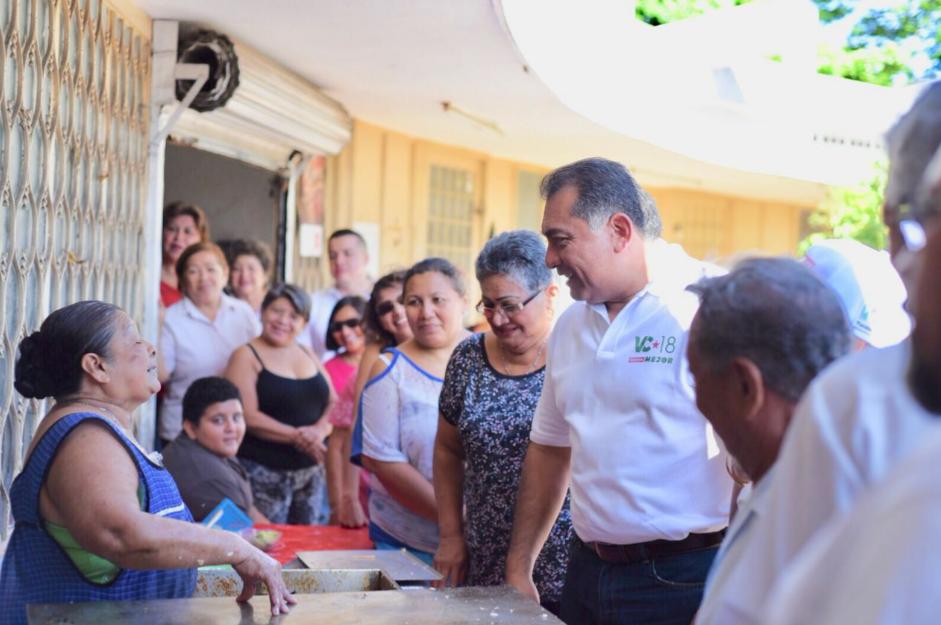 Mercados de Mérida: modernización, remodelación y construcción de 5 más