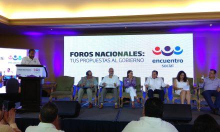 Dirigente de PES defiende que hijos de AMLO manejen Morena