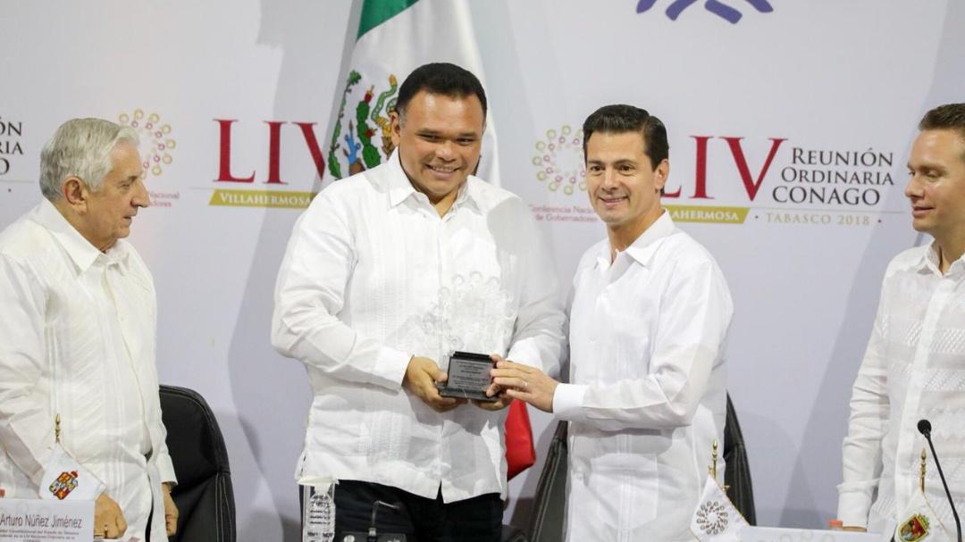 Virtual despedida de Zapata Bello en la Conago