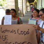 Mesa de diálogo para Santa Gertrudis Copó o bloqueo de Periférico