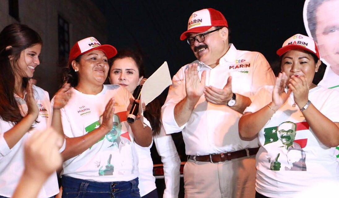 Guarderías de tres turnos significa más empleo para mujeres.- Ramírez Marín