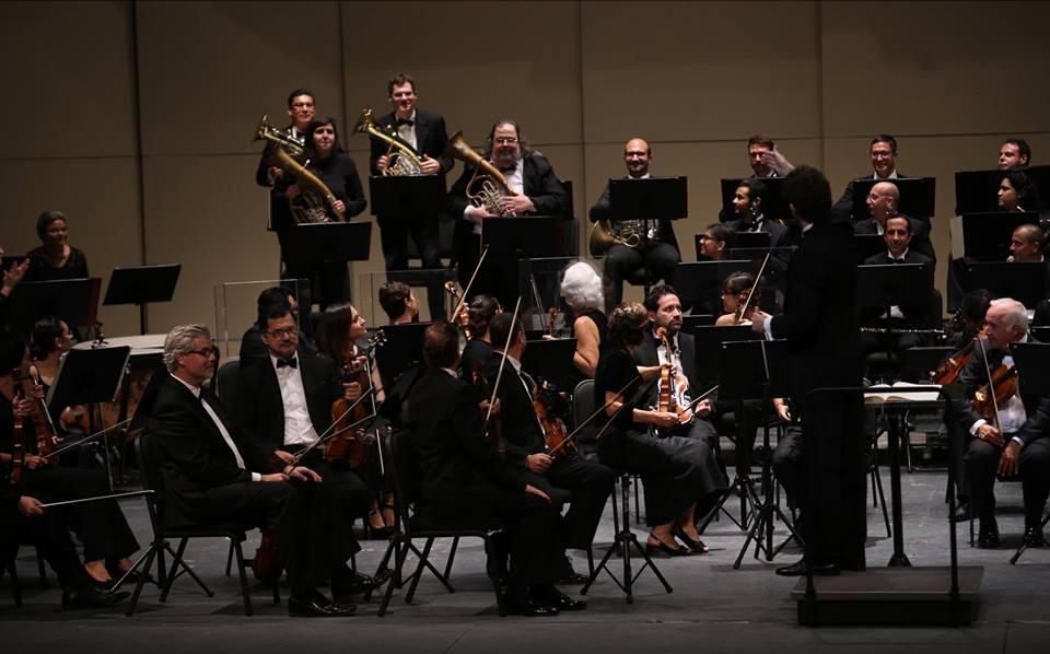 Magno estreno en Mérida dela SéptimaSinfoníade Bruckner