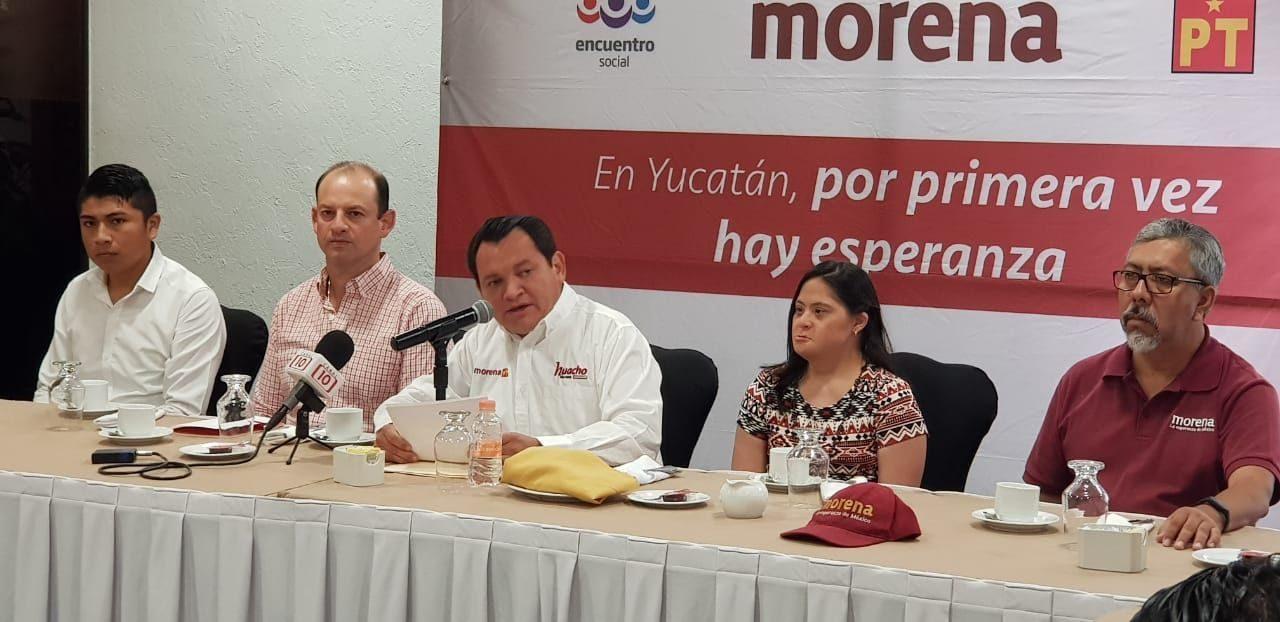 """Apresurar el paso: """"Huacho"""" se concentrará ahora en Mérida"""