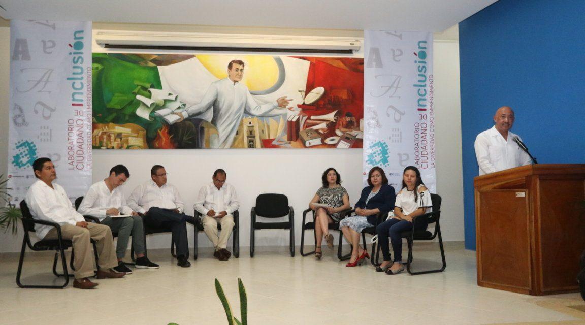 Laboratorio Ciudadano de Inclusión, en Mérida