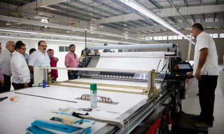 Más gestiones de Ramírez Marín en favor del empleo