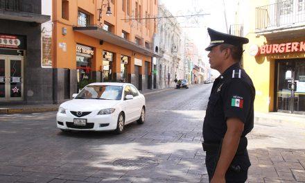 Menos robos a transeúntes en Centro Histórico de Mérida