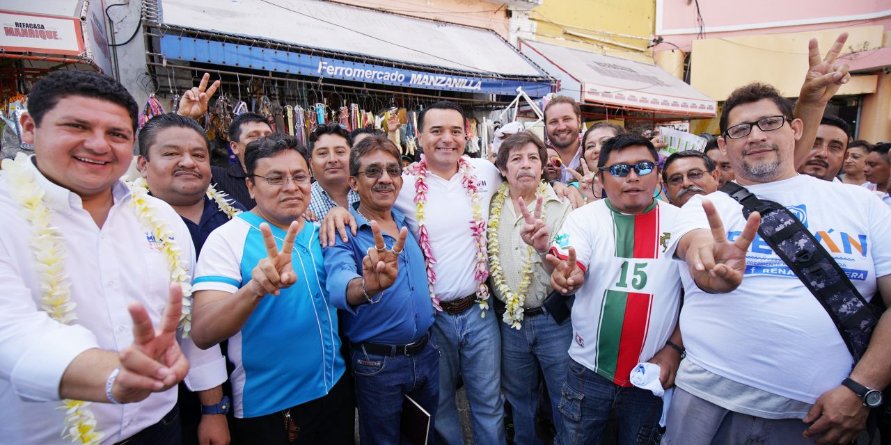 Propuesta de Basura 0 en #Mérida con respaldo de locatarios
