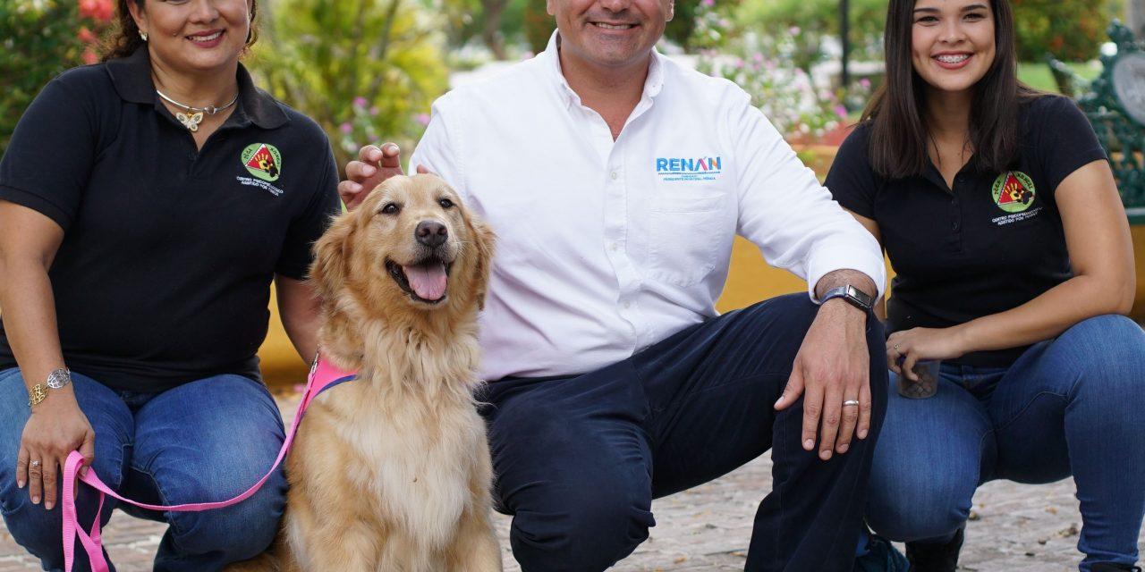 Protegeremos a los animales y mejoraremos sus condiciones de vida, Renán Barrera