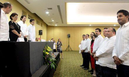 Colegio de Abogados de Yucatán tiene nuevo presidente