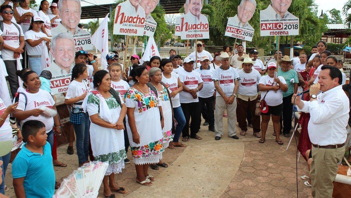 Díaz Mena propone un Gobierno abierto