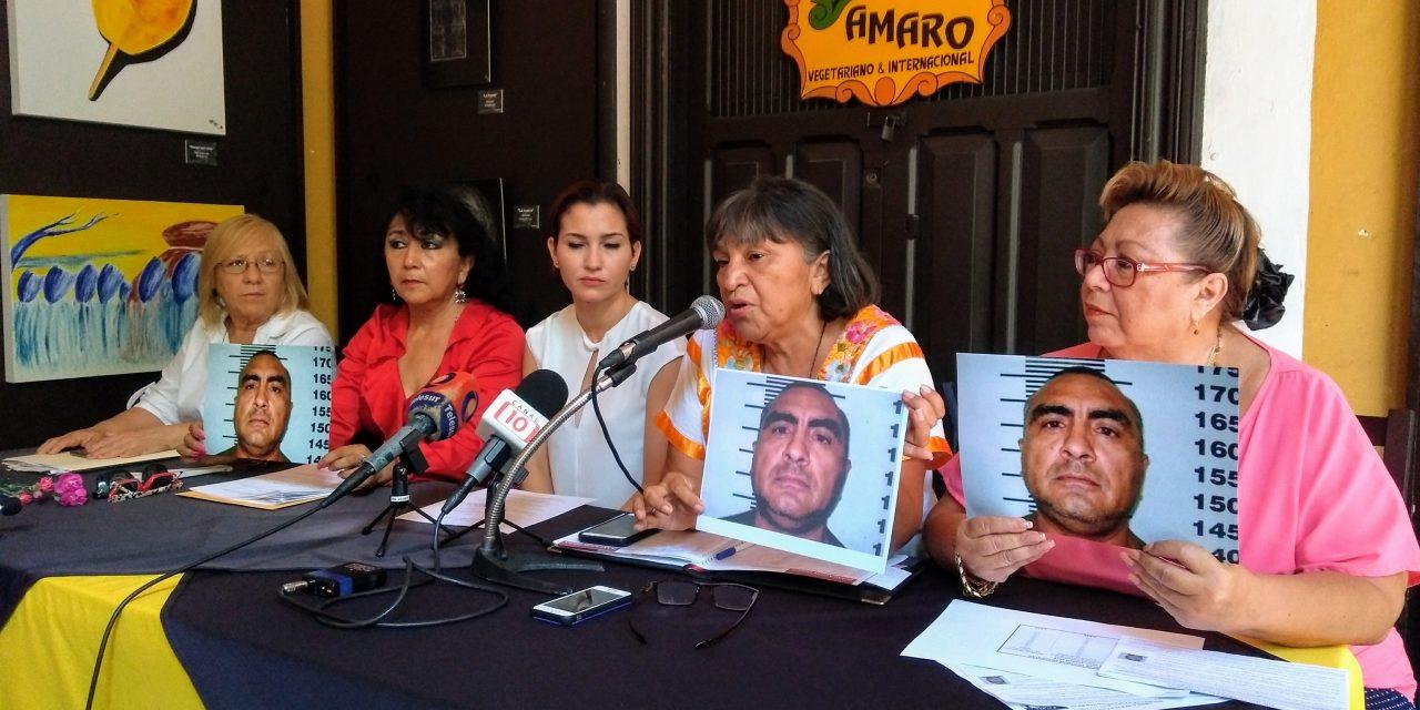 Exesposa de exjefe de Policía de Yucatán denuncia: 'Quiere matarme' (videos)