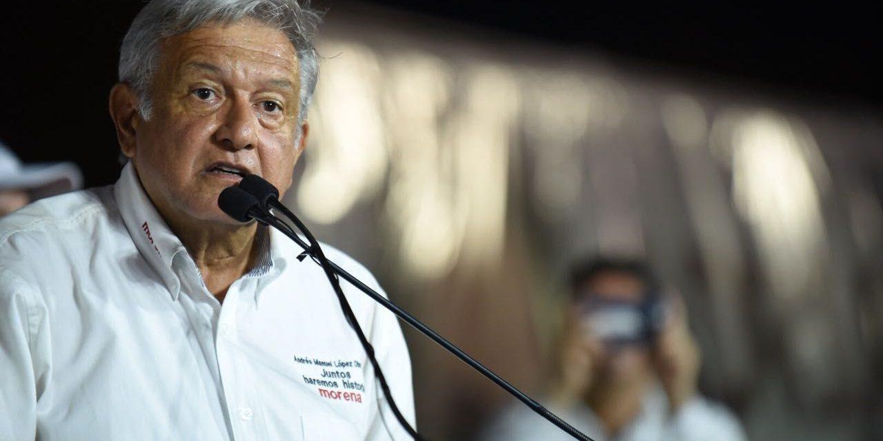 Lidera AMLO encuesta de empresarios: le gana 2 a 1 a Ricardo Anaya (video)