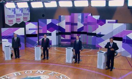 Segundo debate: ríspido y más exigente
