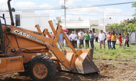 Ayuntamiento de Mérida cumple viejo anhelo de vecinos de La Florida