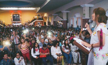 """Huacho"""" ve en las mujeres la fortaleza de Yucatán"""