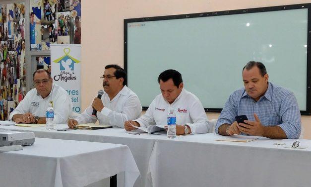 Callan en foro de Yucatán a un agrónomo que habló 'mal' de Sahuí (video)