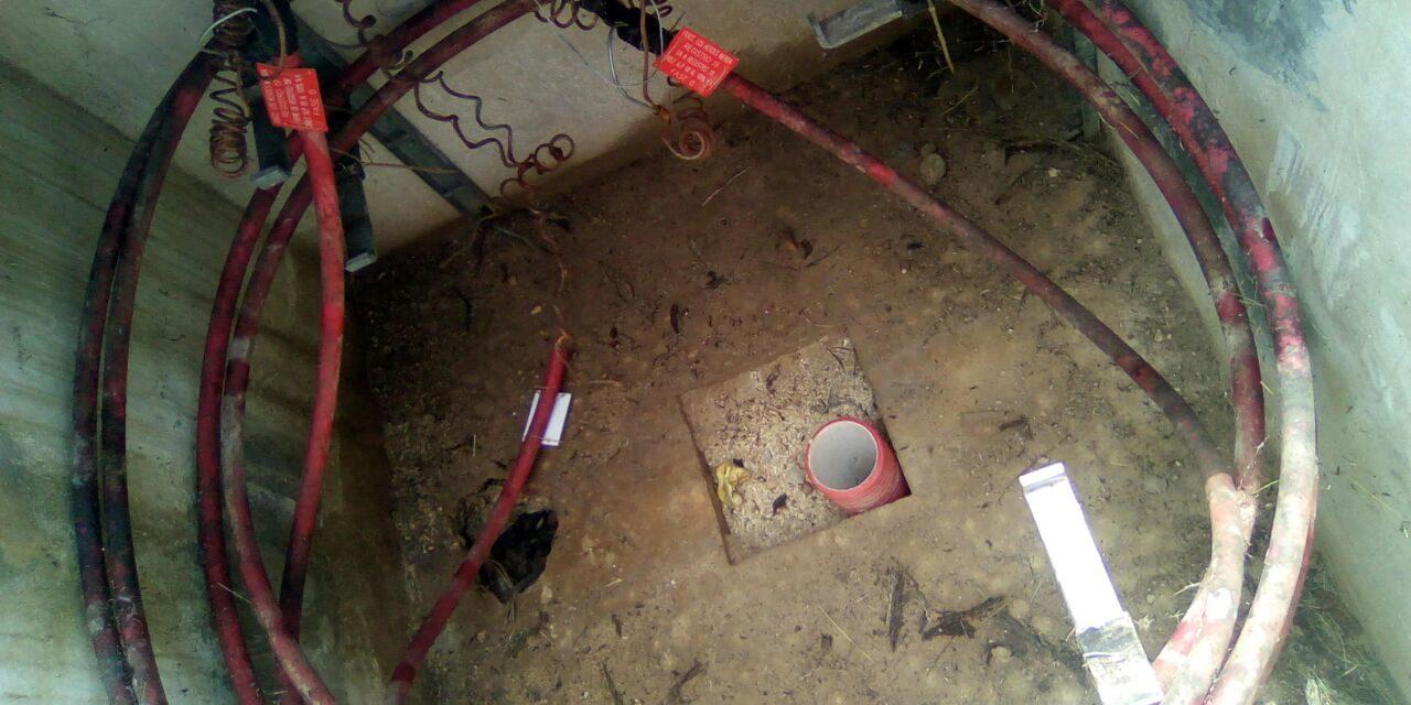 Otro robo de material eléctrico en Mérida: ahora en fraccionamiento Los Héroes