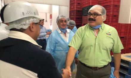 Desde el Senado defenderé a la industria y los empleos, afirma Ramírez Marín