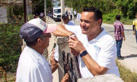 """Renán Barrera: """"Más empleos en las comisarías"""""""
