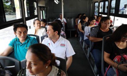 Propone Sahuí el WiFi Bus