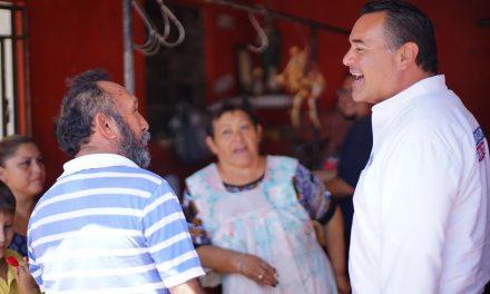 Aumentaremos horarios de Médico a Domicilio y CEMANUD en colonias y comisarías: Renán Barrera