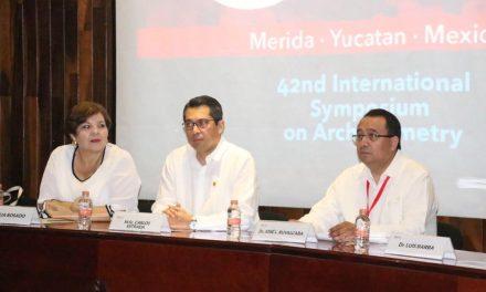 Simposio Internacional de Arqueometría reúne a más de 240 especialistas de Uady