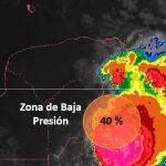 Prepárese por fuertes lluvias este jueves en Península de Yucatán