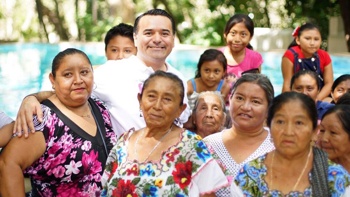 Con Renán Barrera, las mujeres tendrán mayores oportunidades de desarrollo