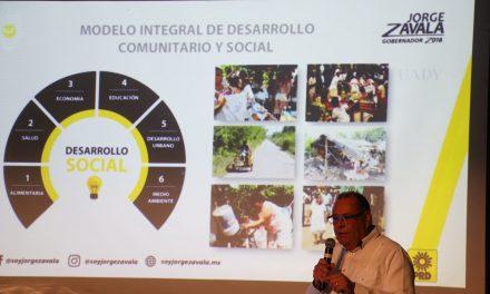 Ofrece candidato de PRD transporte gratis para estudiantes de Yucatán (video)