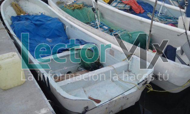 Puertos de Yucatán con restricciones por ingreso de masas de aire frío