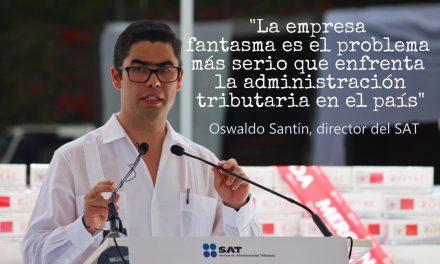 De outsourcing, capacitación y asesoría, mayoría de empresas fantasma en México: SAT