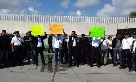 Paro en la Fiscalía de Quintana Roo pone en jaque la seguridad