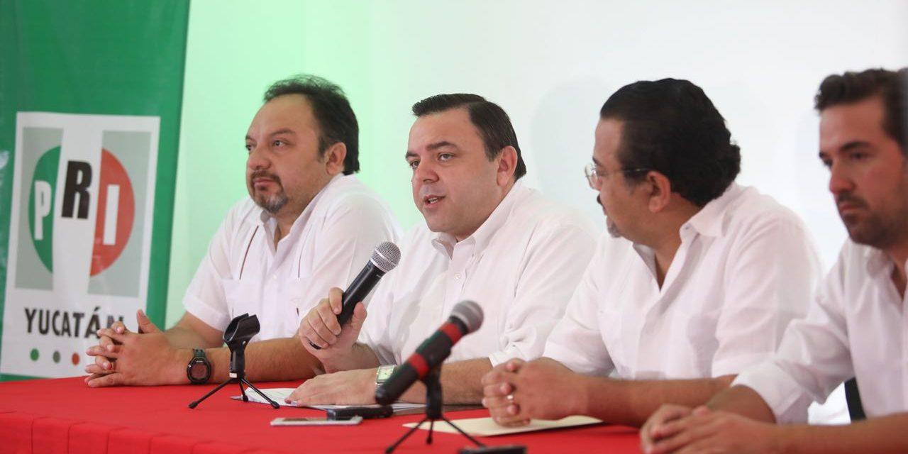 """Se queja PRI-Yucatán de campaña de """"difamación y calumnia"""""""