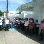 Aumentan salario a policías y termina el paro en Fiscalía de Quintana Roo