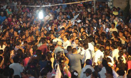 """""""La tranquilidad de los yucatecos será mi prioridad"""": Vila Dosal"""
