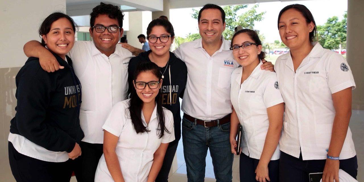 """""""Vamos a trabajar para erradicar la violencia de género en Yucatán"""": Vila Dosal"""