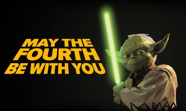 Que la fuerza te acompañe, hoy se celebra el Día de Star Wars
