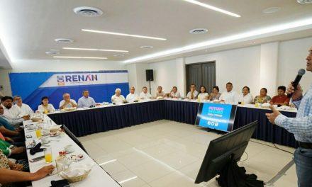 """""""Los meridanos saldremos a votar para alejar a los malos gobiernos de Mérida"""": Renán Barrera"""