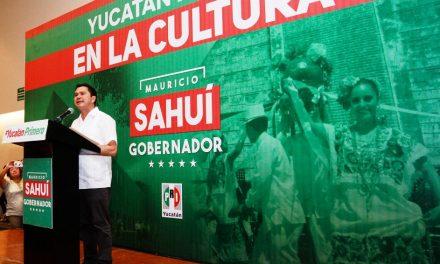 La cultura, herramienta de cohesión social: Sahuí