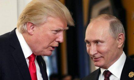 Putin y Trump se reunirán el 16 de julio en Helsinki