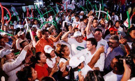 Ya ganamos la campaña, vamos por la elección: Sahuí