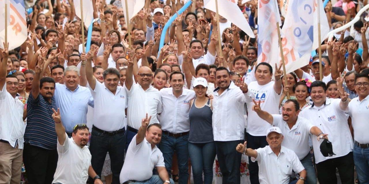 """Yucatán está listo para dar un salto adelante"""": Vila Dosal"""
