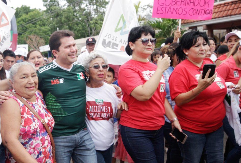 Ganaremos en Mérida y construiremos su mejor versión: Sahuí