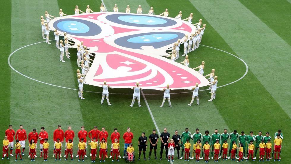 Comenzó el Mundial de Rusia 2018: así fue la ceremonia de inauguración