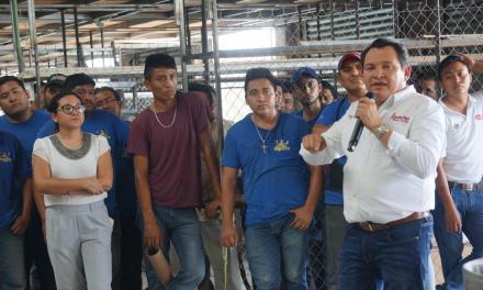 Ganaremos con el apoyo ciudadano: Huacho
