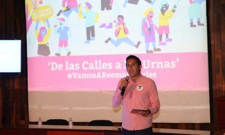 Delinea 'Goro' ruta ciudadana al Congreso de Yucatán