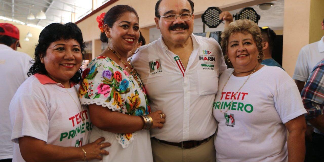 El PRI se perfila a la victoria el 1 de julio, afirma Ramírez Marín