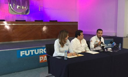 Candidatos panistas no descartan mayor escalada de 'lodo'